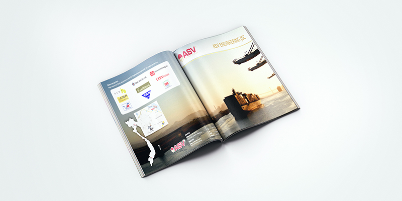 Mẫu catalogue ASV